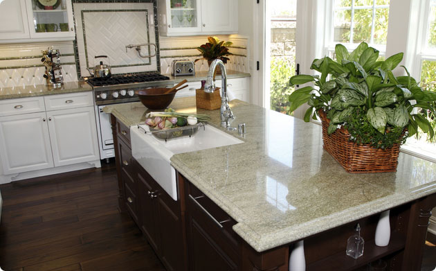 The Benefits Of Using Granite Countertops For Your Kitchen
