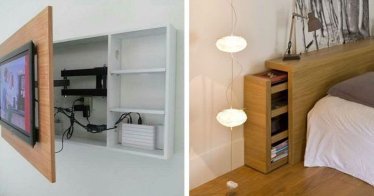 Clever Ways to Create More Space Within Your Home