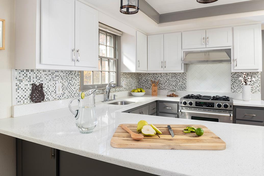 Granite vs. quartz: What's best for your kitchen countertops?