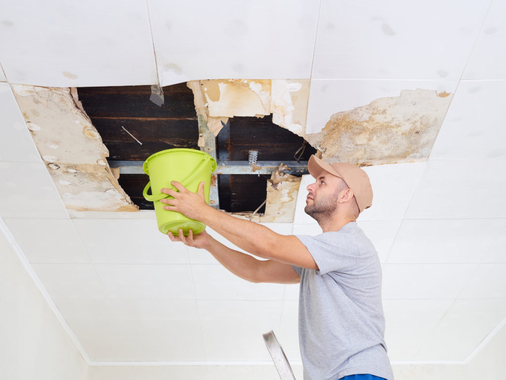 Four Signs Your Roofs Needs Repair or Replacement