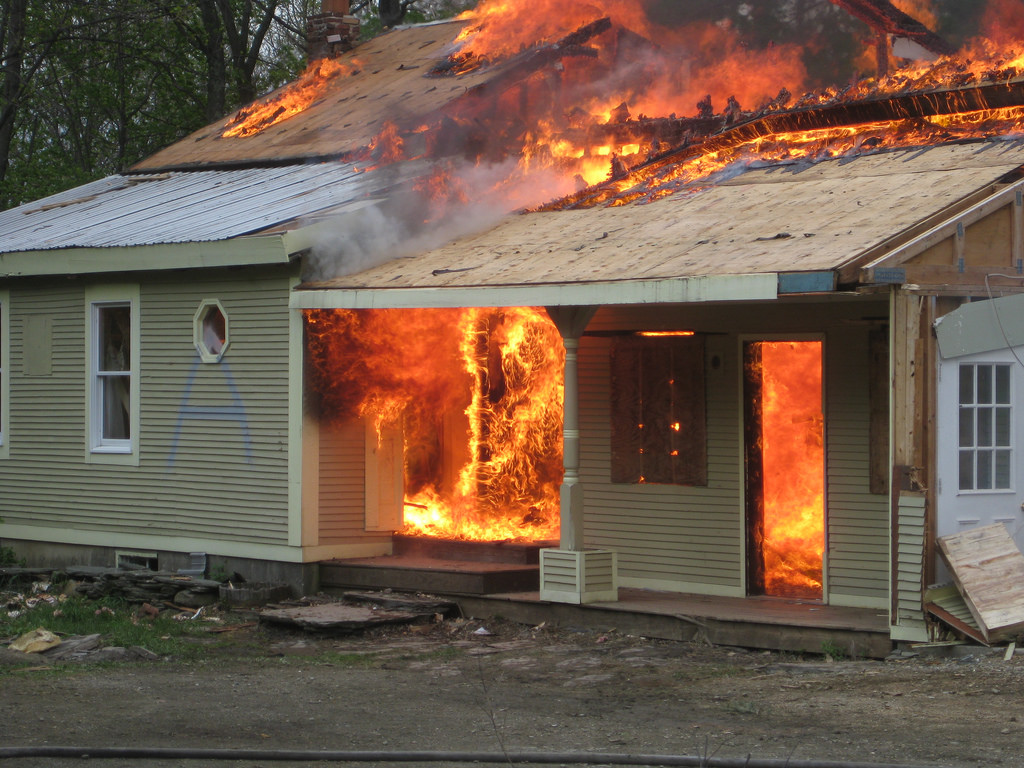 What To Do After A Fire In Your Home?