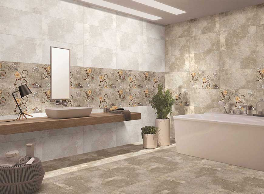 Reviewing ceramic tiles: The budget choice for kitchens & bathrooms