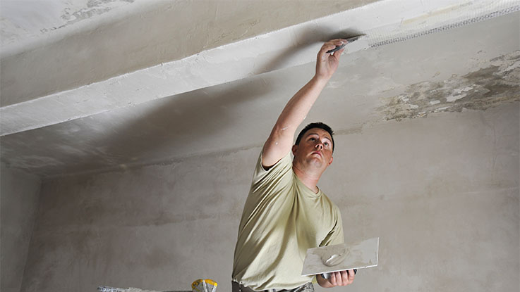 5 Mistakes You Should Never Make When Repairing Old Ceilings