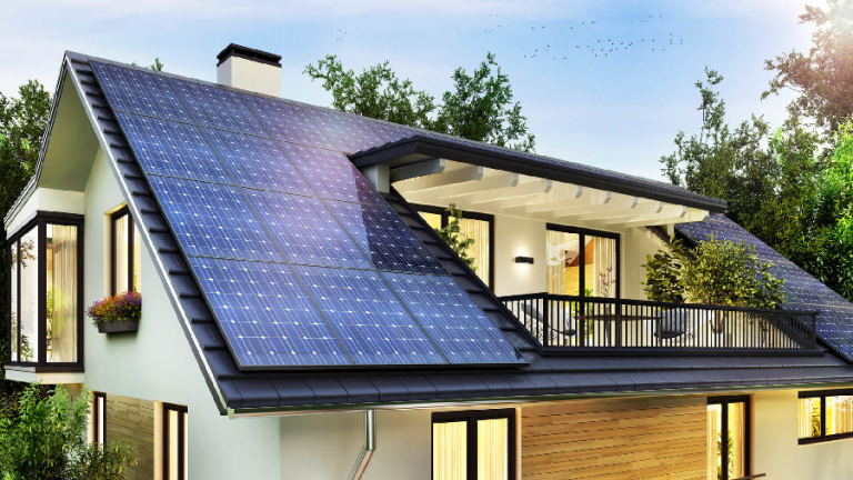 Solar-Powered Home – Is It Worth it?