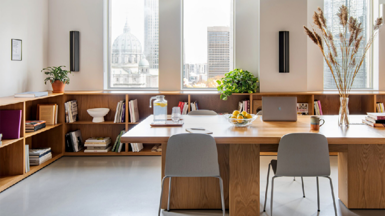 The Workplace Break Room: an Important Part of Work Life