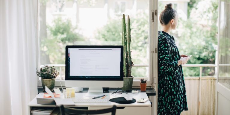 WFH? Here's How to Set up a Home Office